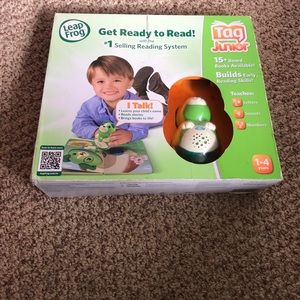 Brand new leap frog tag junior